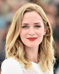 Emily Blunt talks about Transcendental Meditation